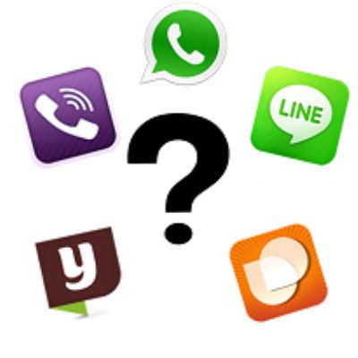 5 alternativas a Whatsapp que no debes perder de vista