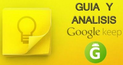 Analisis de Google Keep, la alternativa a Evernote
