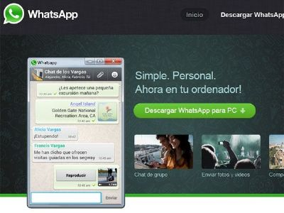 WhatsApp para PC, nueva estafa en Facebook