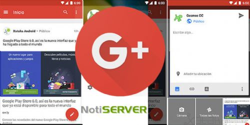 La Red Social Google Plus llega totalmente renovada